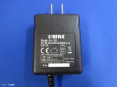 UNIFIVE US318-09 PL03B付 ユニファイブ 9V/2.0A